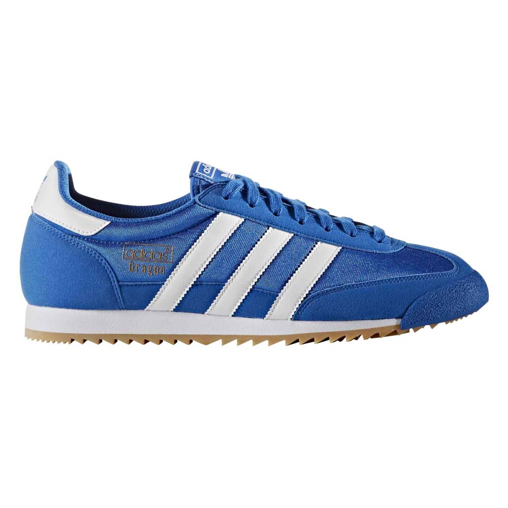 adidas dragon heren blauw
