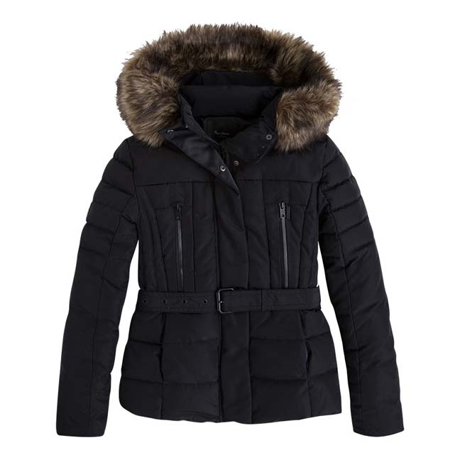 the best attitude 7324e 8eb5f Pepe jeans Vivien Black buy and offers on Dressinn