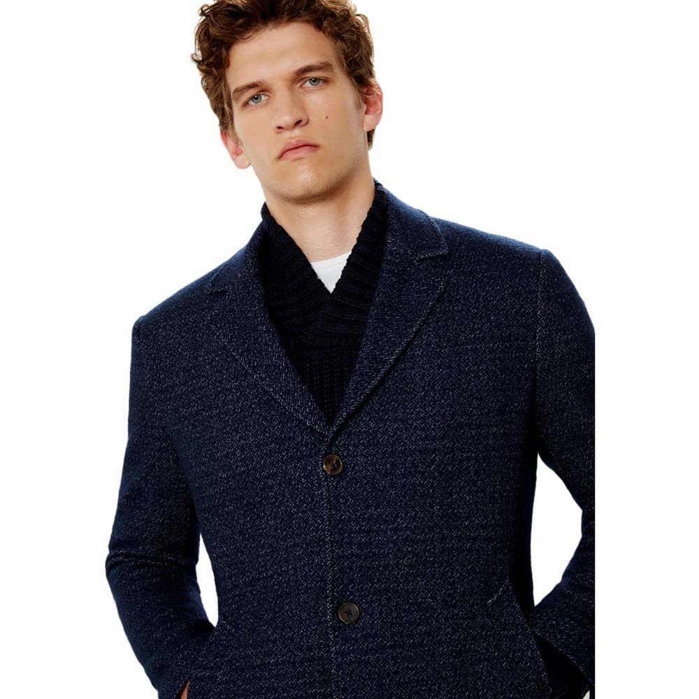 Pepe jeans wool coat