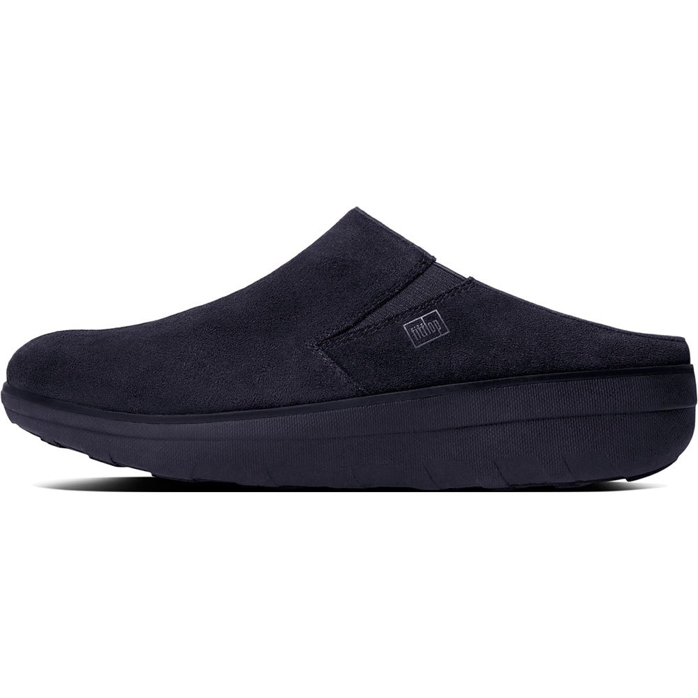 9047fb8b0ef Fitflop Loaff Suede Clogs Black buy and offers on Dressinn