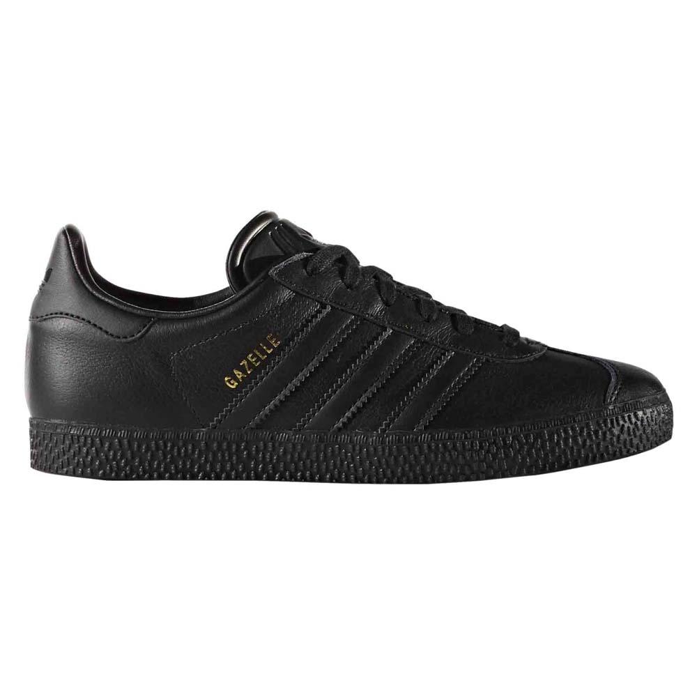 Tênis Couro adidas Originals Gazelle Preto Compre Agora