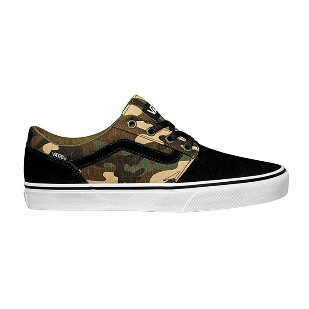 vans mn chapman stripe textile camo dressinn. Black Bedroom Furniture Sets. Home Design Ideas