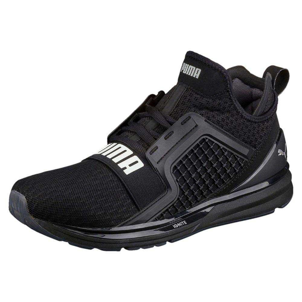puma ignite limitless uomo nero