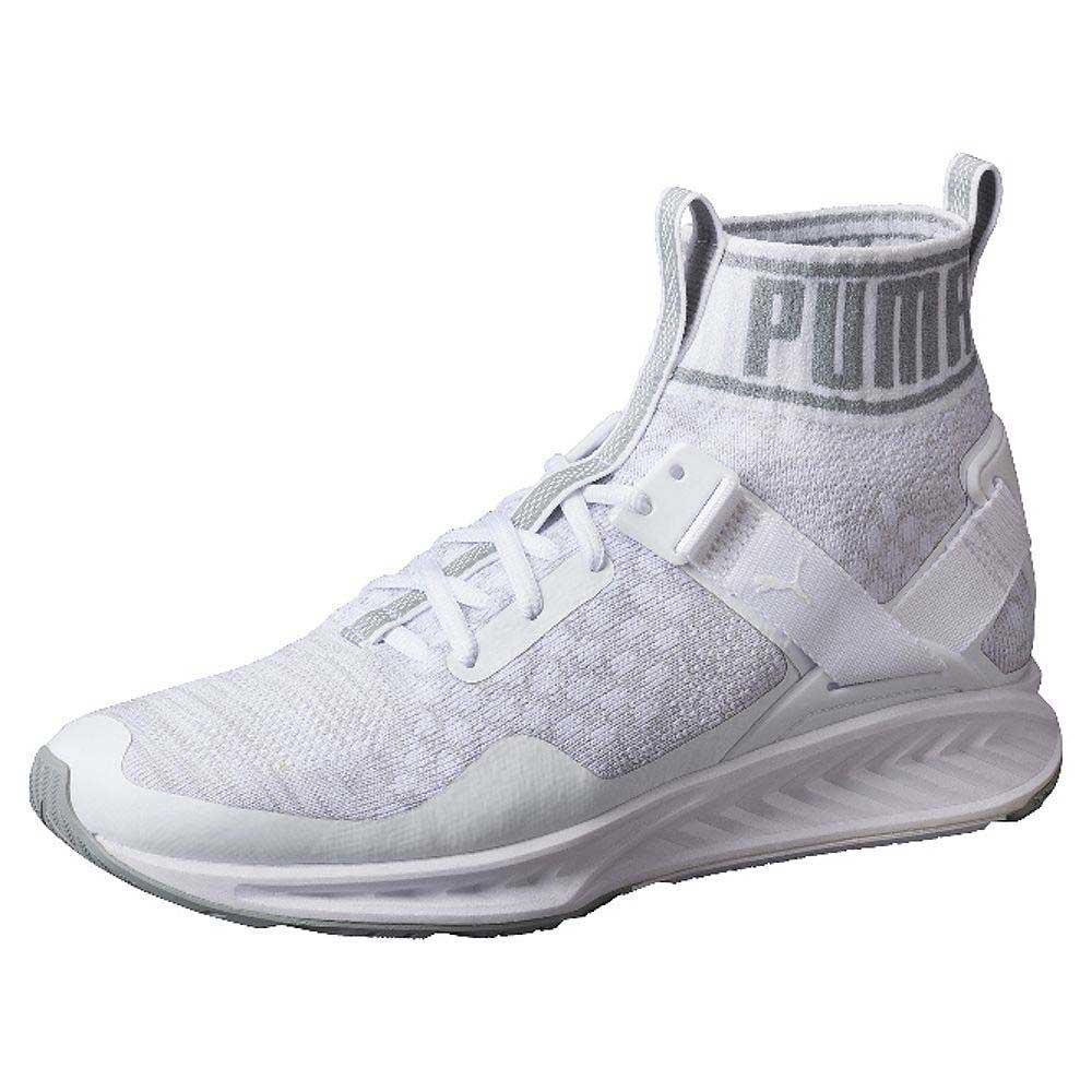 Puma-select Ignite Evoknit EU 42 White / Quarry / Vaporous Gray