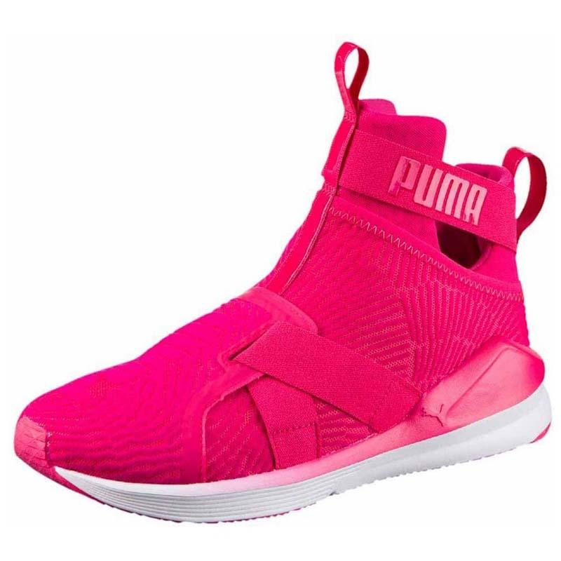 Puma select Fierce Strap Flocking Pink