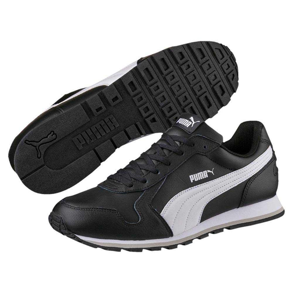 9c13c4af9b Puma ST Runner Full L Black buy and offers on Dressinn