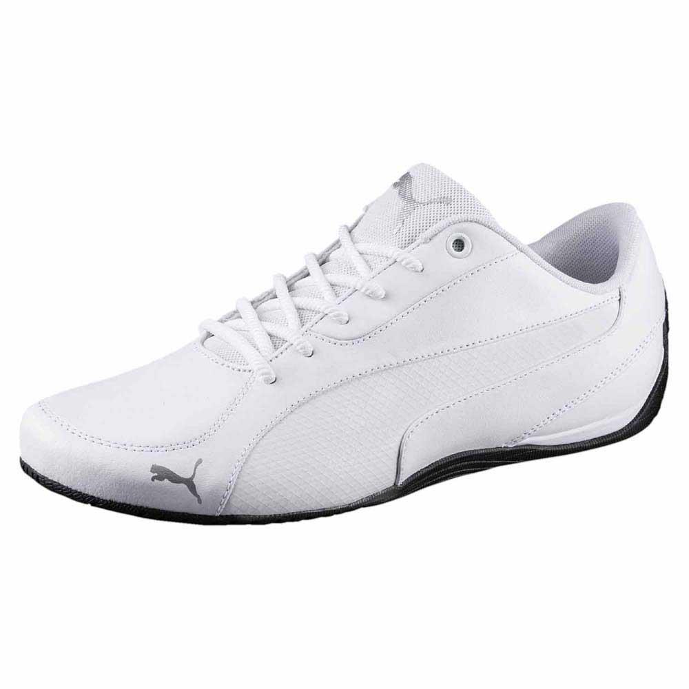 Puma Drift Cat 5 Core Hvit kjøp og tilbud, Dressinn Sneakers