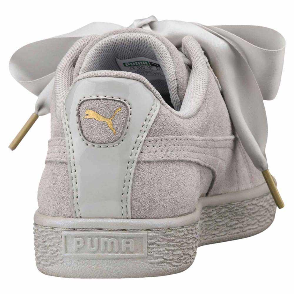 puma suede heart satin kup i oferty dressinn. Black Bedroom Furniture Sets. Home Design Ideas