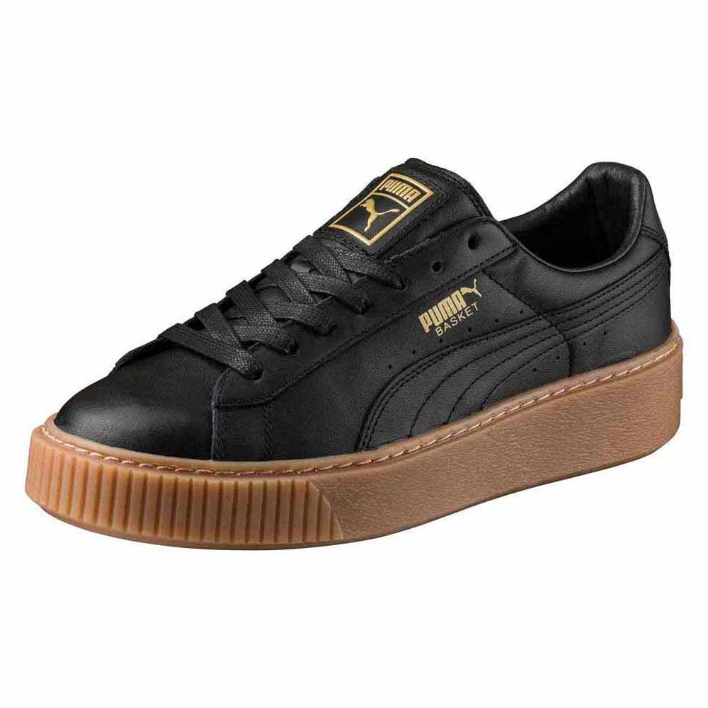 quality design 719c9 bb1e3 Puma Basket Platform Core