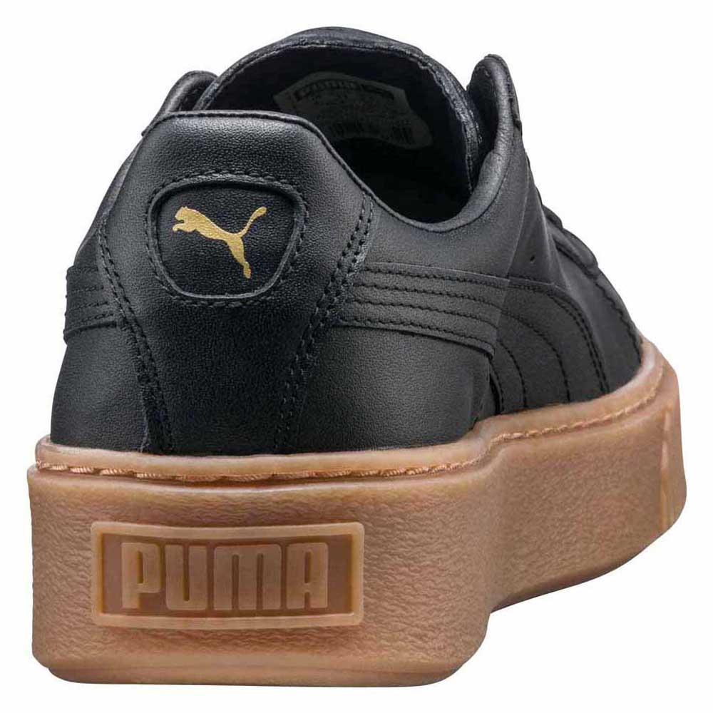 86fec1bfd6dc7b Puma Basket Platform Core Black buy and offers on Dressinn