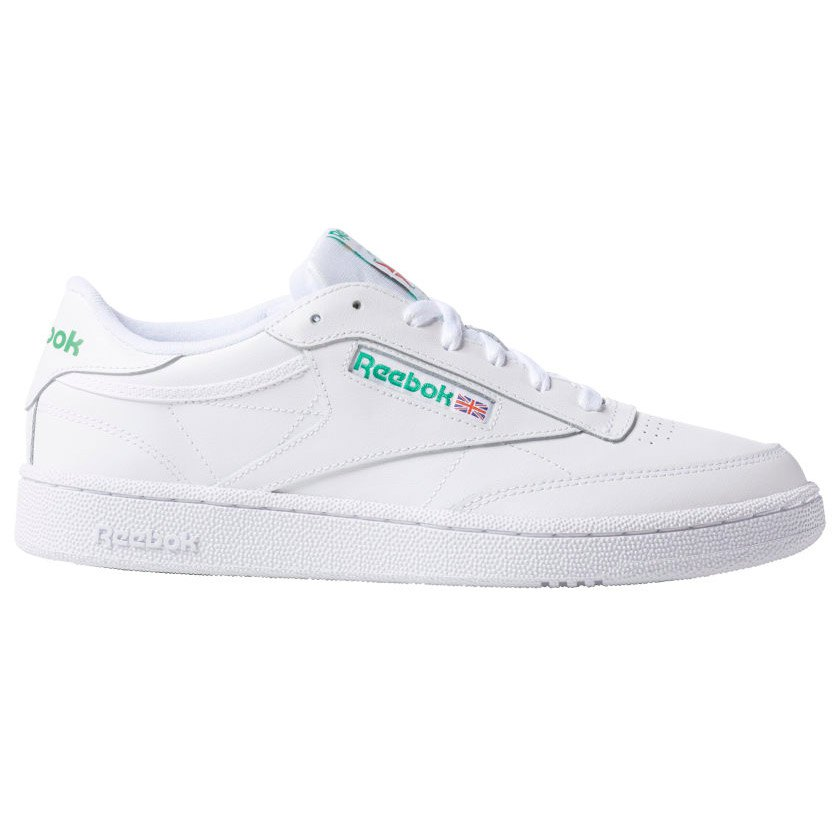 Sneakers Reebok-classics Club C 85 EU 48 1/2 Int-White / Green
