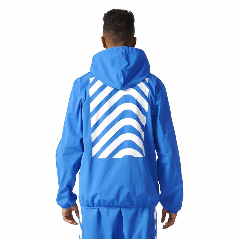 adidas originals Nyc Heringbe Windbreaker