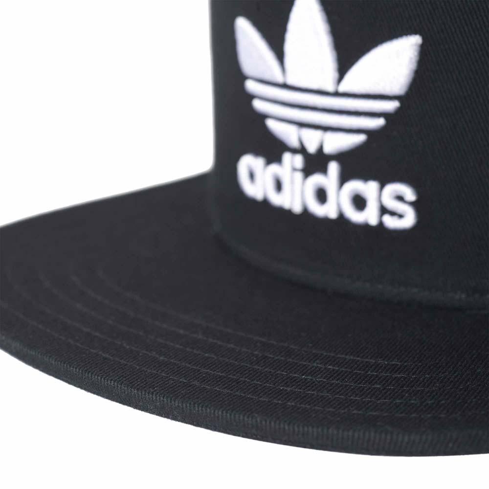 9991495df4d adidas originals AC Cap Tre Flat Black