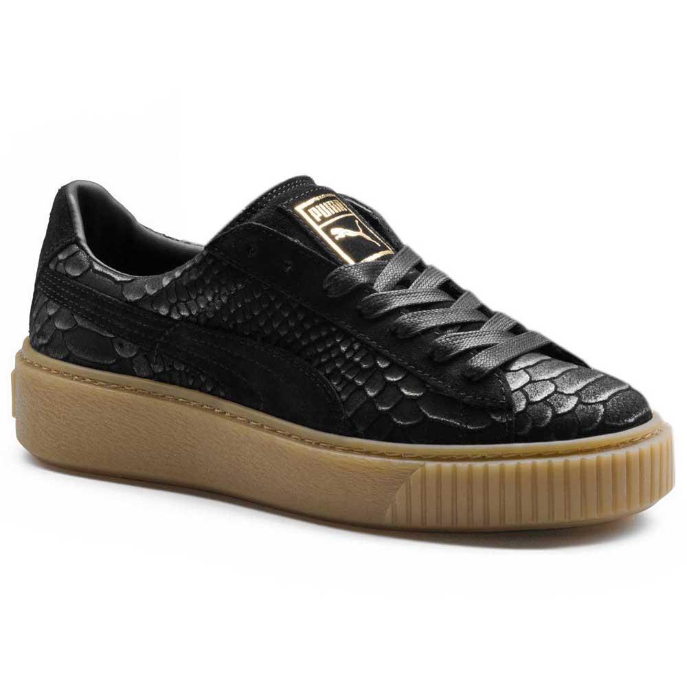 Sneakers Puma-select Platform Exotic Skin EU 38 Black