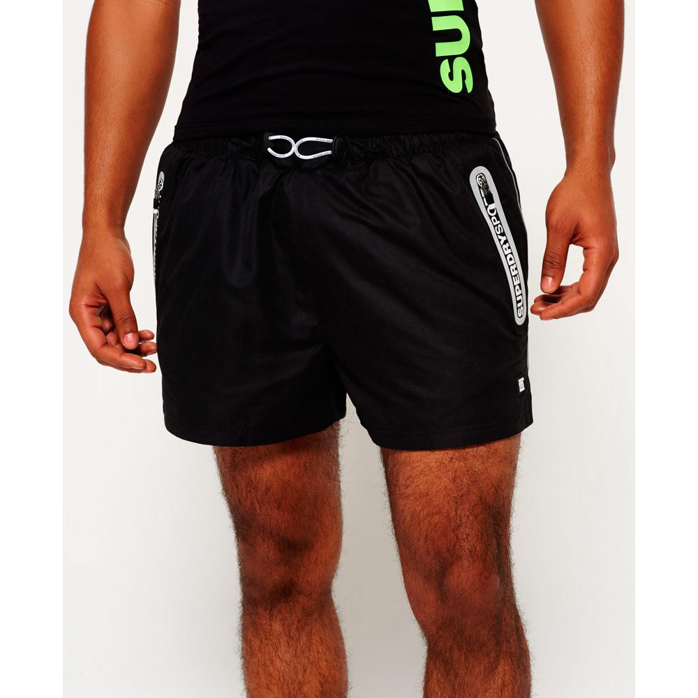 Pantalons courts Superdry Sports Active Training Short
