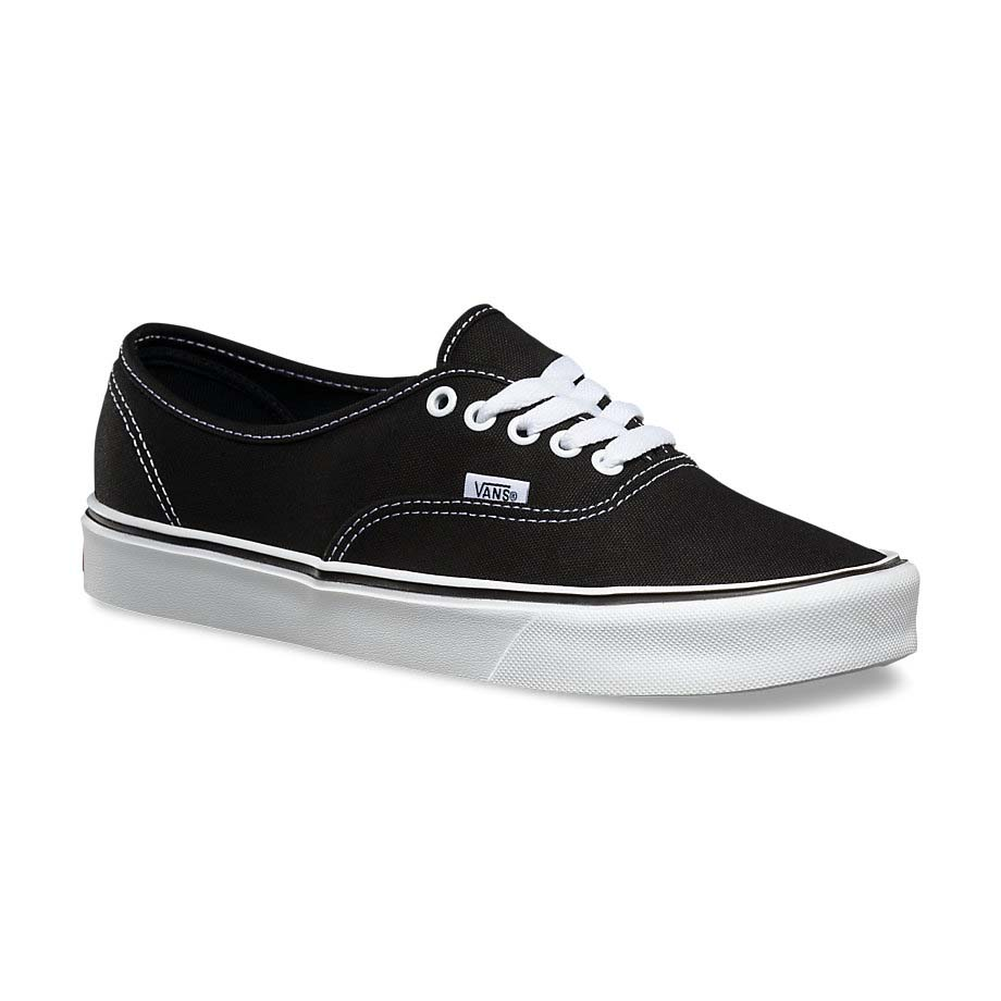 d6a24c2d57 Vans Authentic Lite Black buy and offers on Dressinn