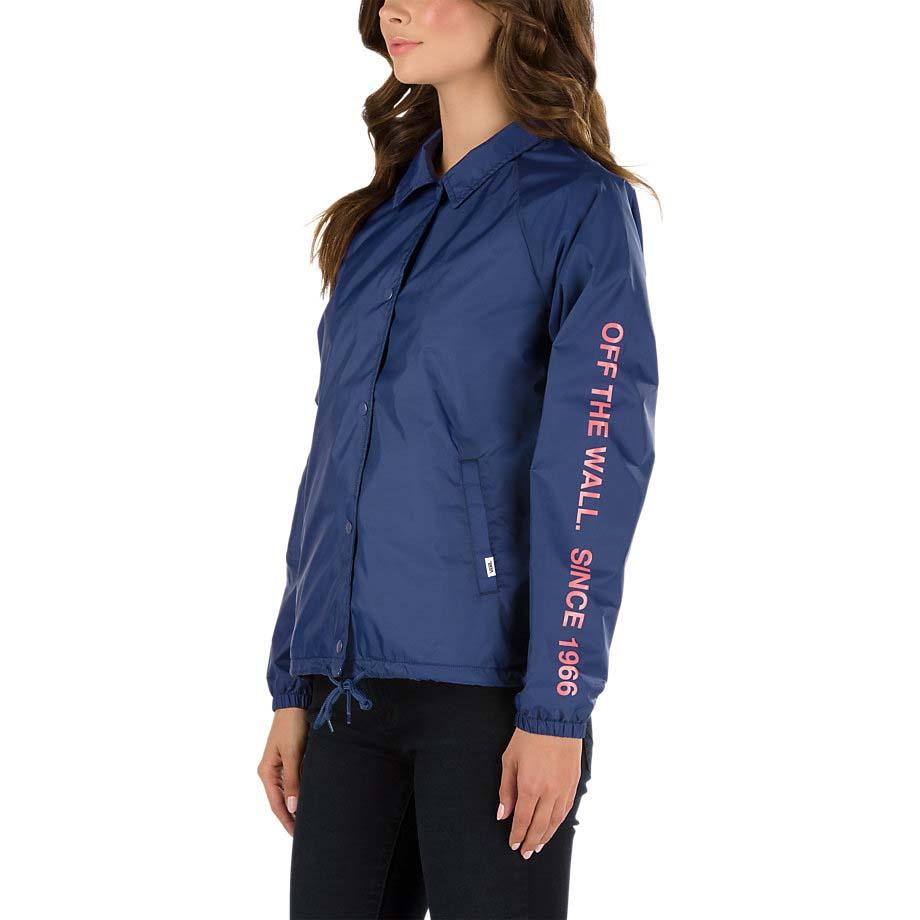 vans blue jacket