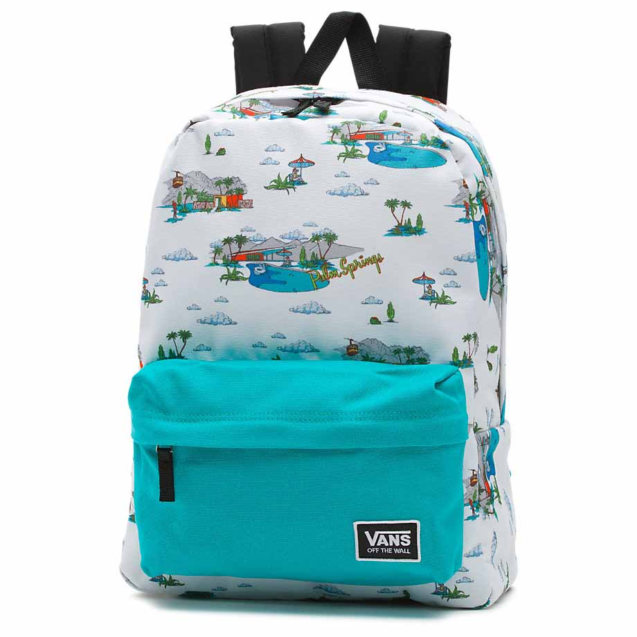 728fd681357 Vans Realm Classic Backpack kopen en aanbiedingen, Dressinn Rugzakken
