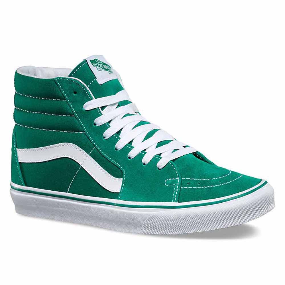 Vans SK8 Hi Canvas verde