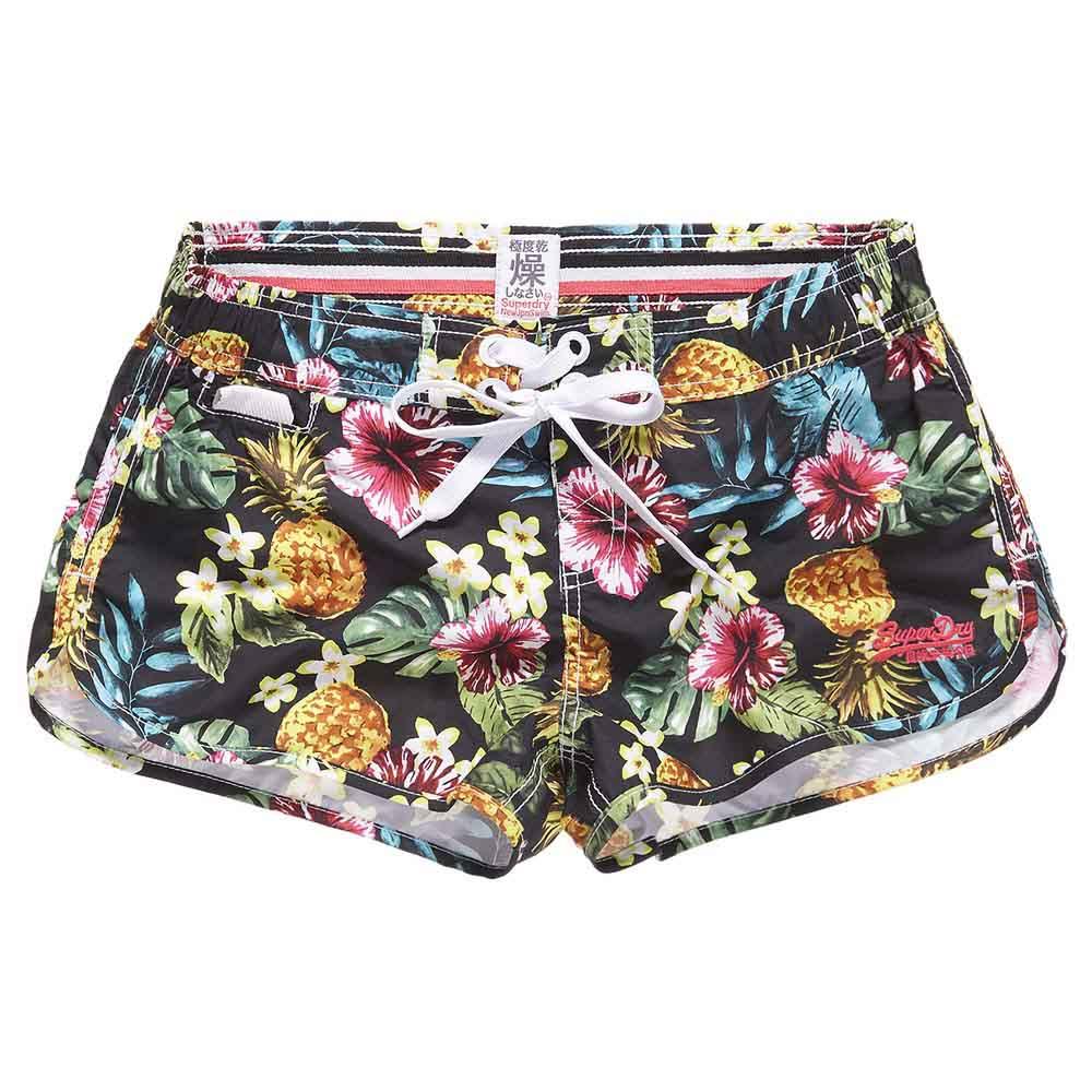 f9bb8aa25f Superdry Aloha Pineapple Boardshort Multicolor