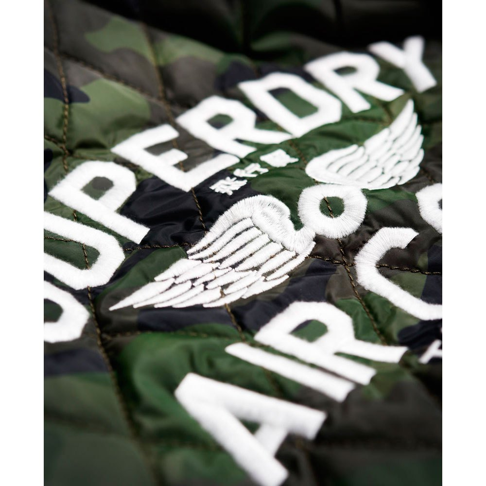 029765be458ab Superdry Sd-1 Bomber Green buy and offers on Dressinn