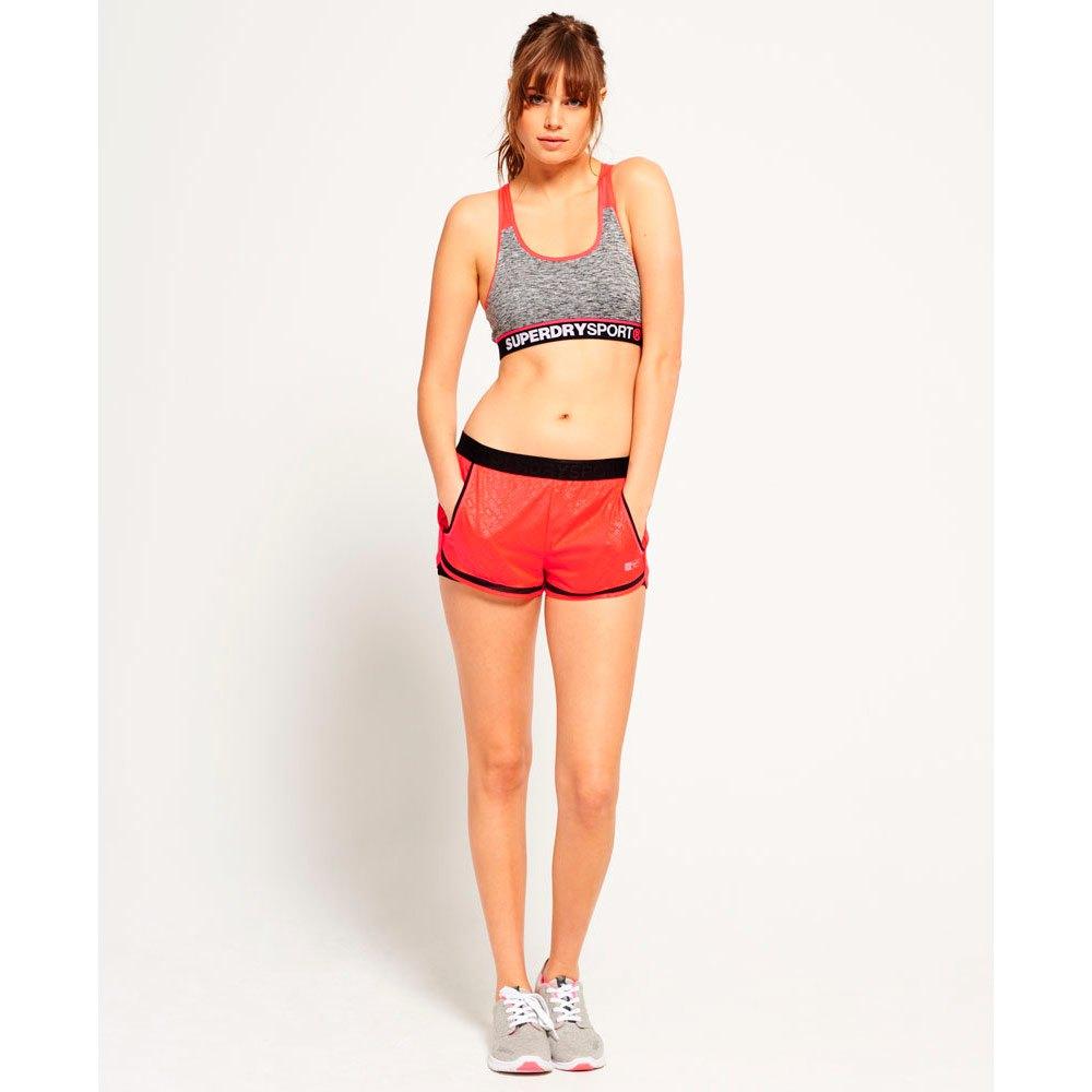 pantaloni-superdry-sport-mesh-insert-short