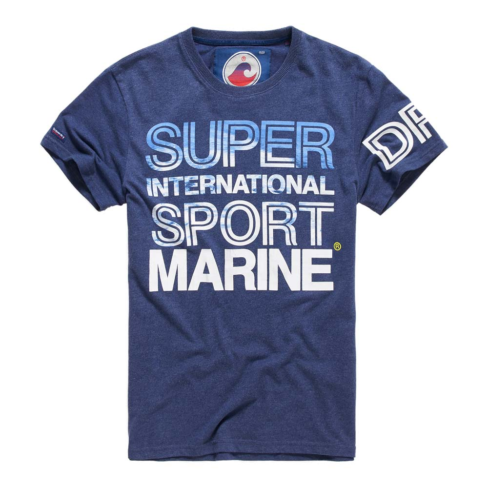 Sport International T-Shirt Superdry Recommend Cheap Price Clearance Cheap Price Buy Cheap Best Store To Get Discount Price AuH2KdA22