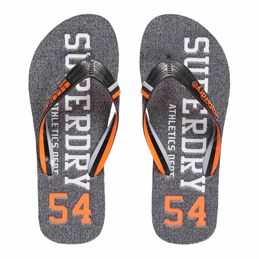 b7808596 Superdry Track & Field Flip Flop Grey buy and offers on Dressinn