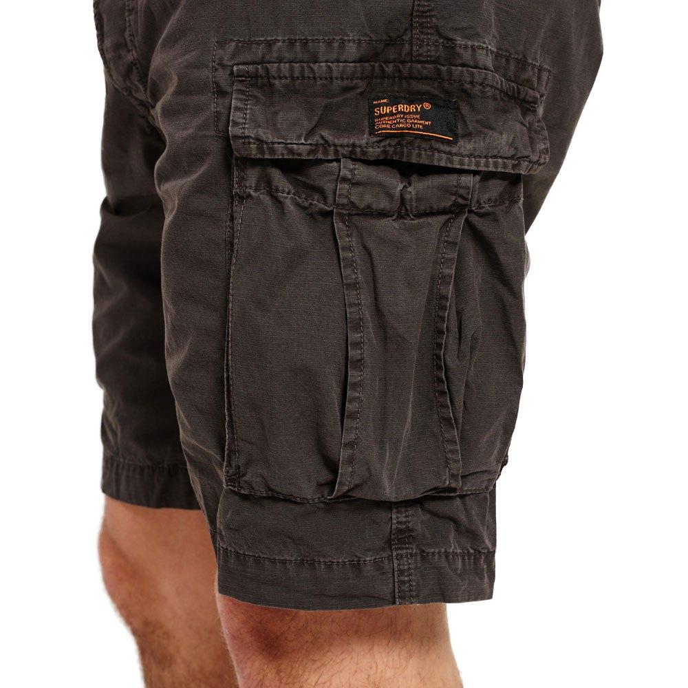 Neue Herren Superdry Core Lite Ripstop Cargo Shorts