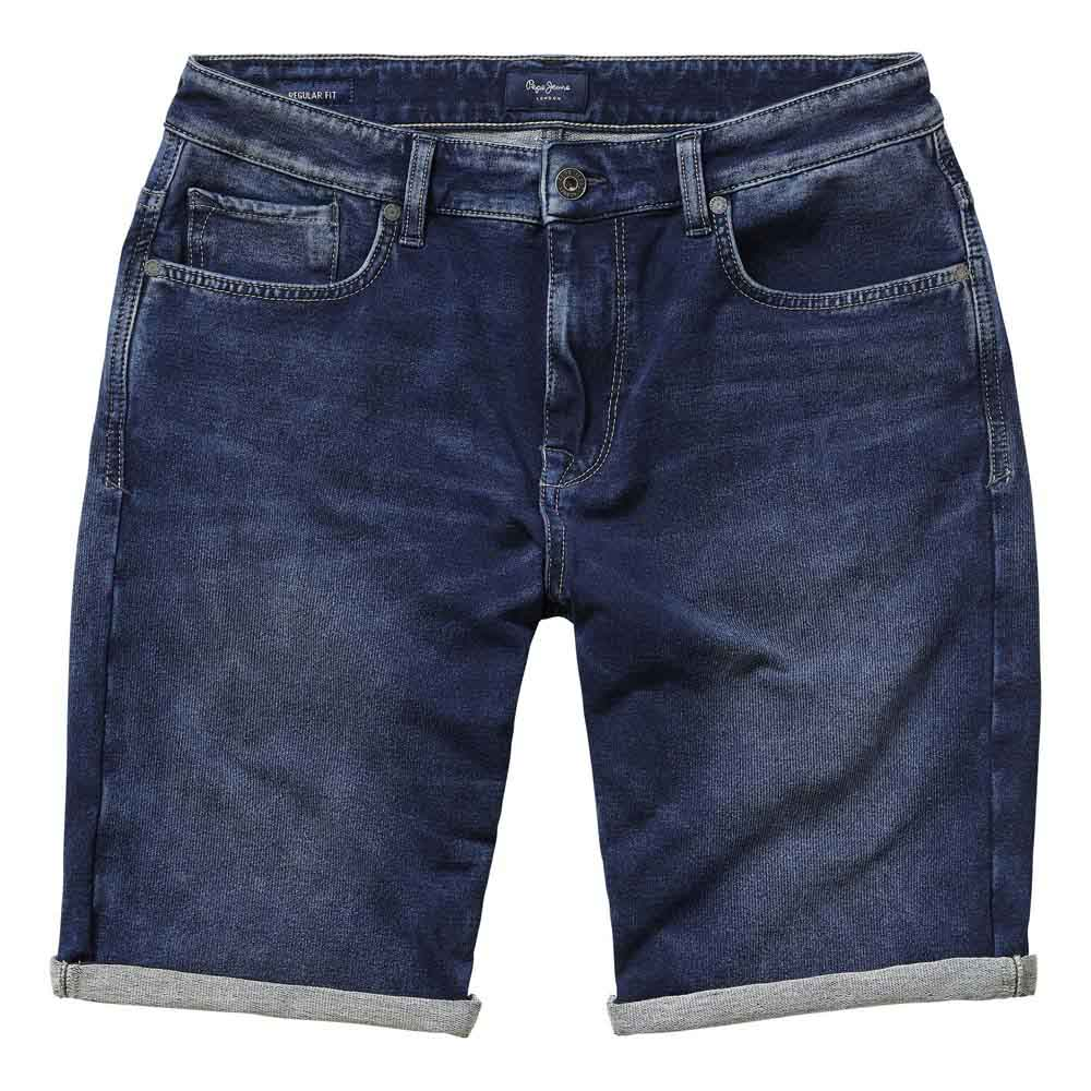 Pepe jeans Cage Short Blue buy and offers on Dressinn 82c931c2b