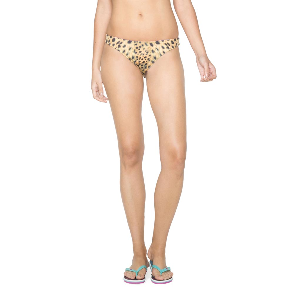 9dddd4197f Desigual Bikini Bottom Wild Brown buy and offers on Dressinn