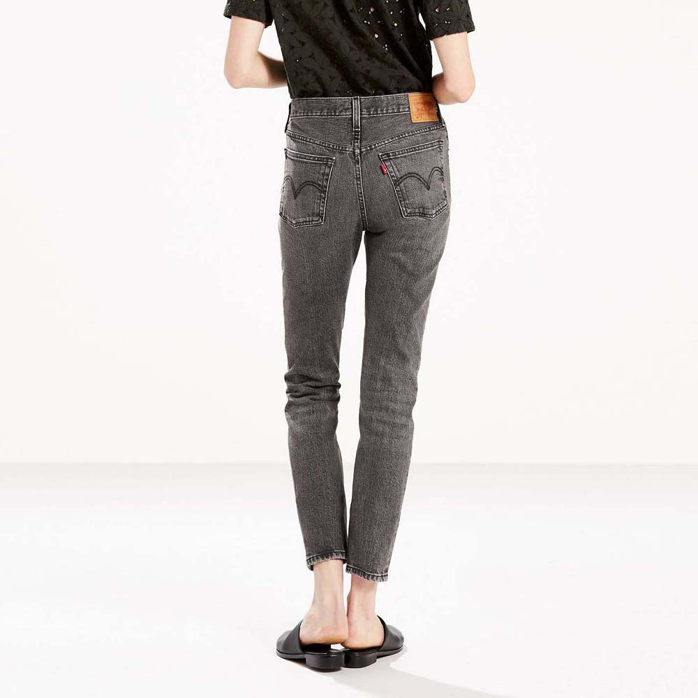 Levi´s 501 Skinny Clear Minds L28 Black, Dressinn