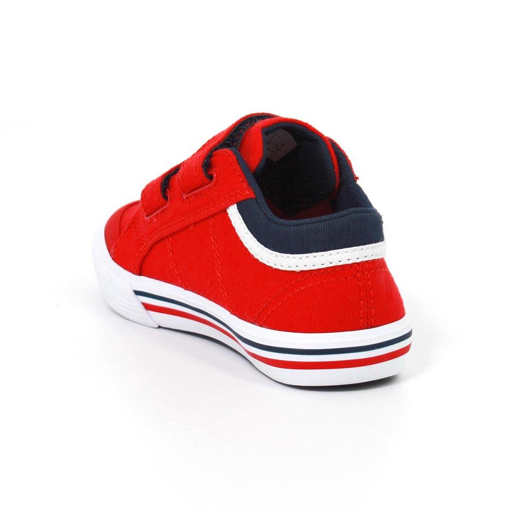 2401ed5fa568 Le coq sportif Saint Gaetan Infant Cvs Red