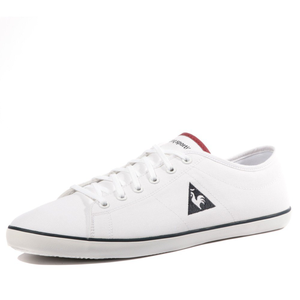 8fb75bbdbf36 Le coq sportif Slimset Cvs White buy and offers on Dressinn
