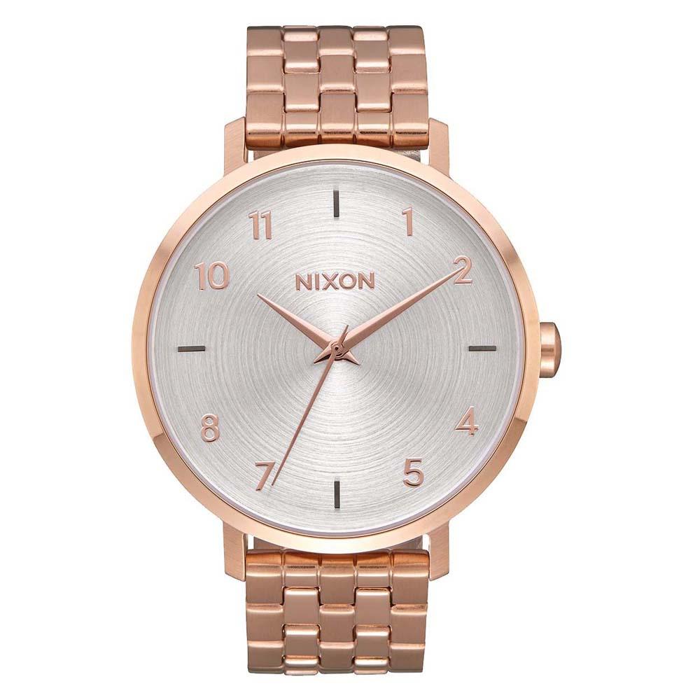 Relógios Nixon Arrow One Size All Rose Gold / White