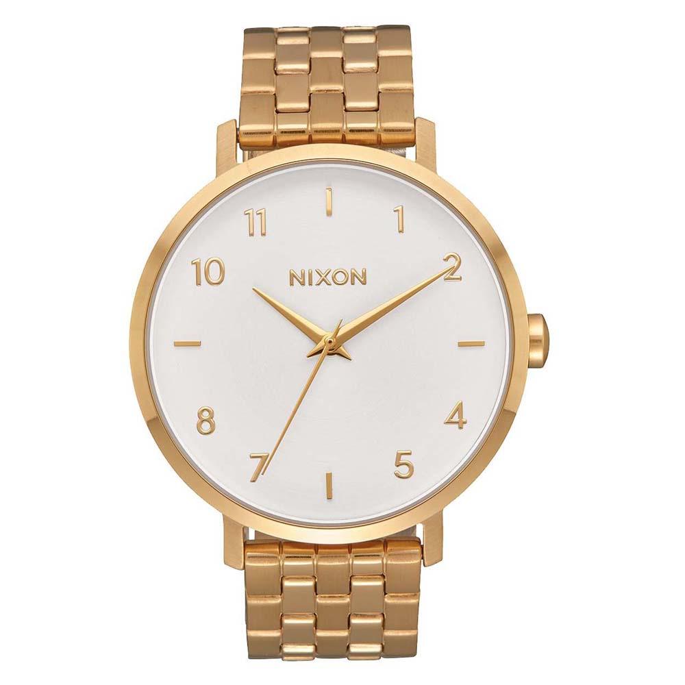 Relógios Nixon Arrow One Size All Gold / White