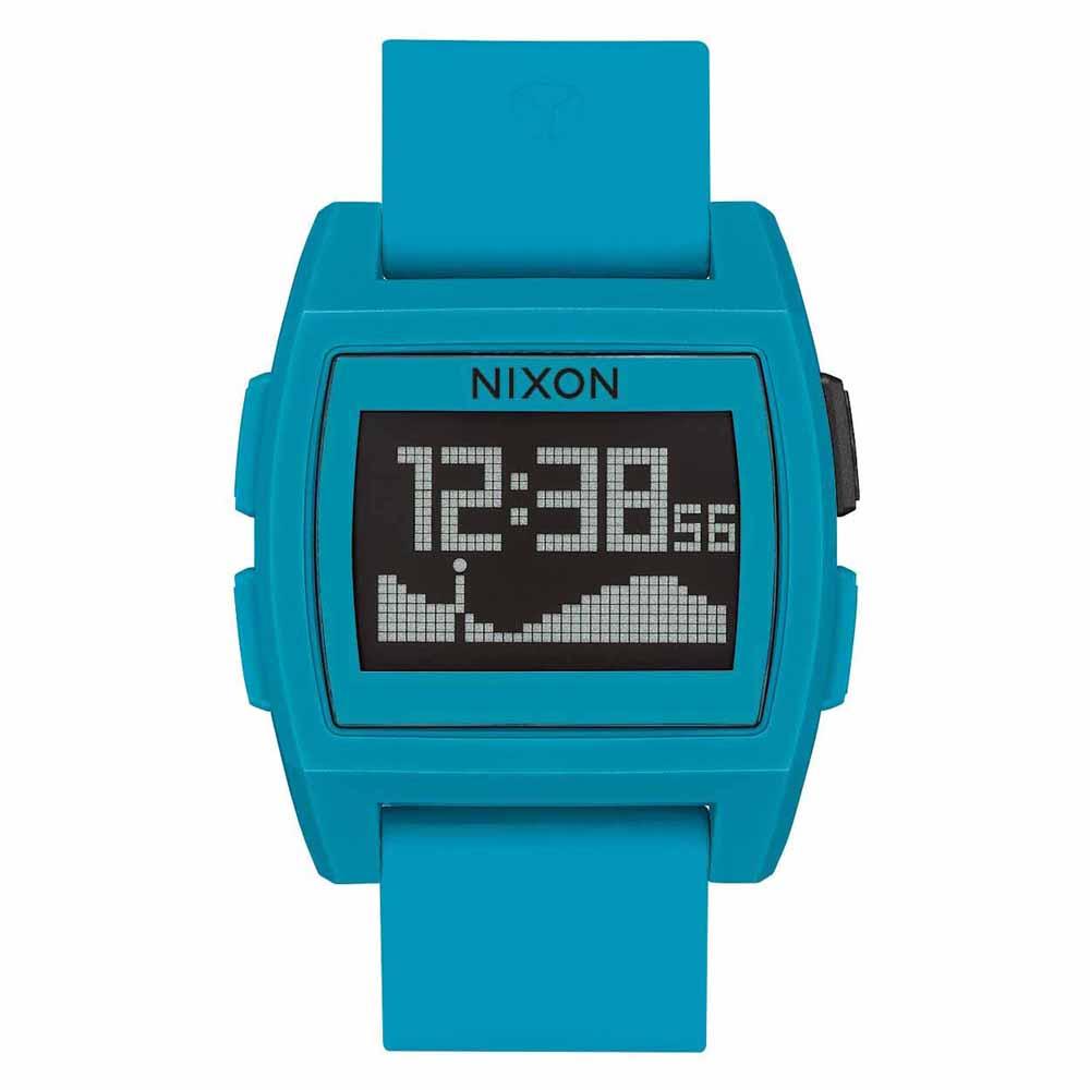 Relógios Nixon Base Tide One Size Blue Resin