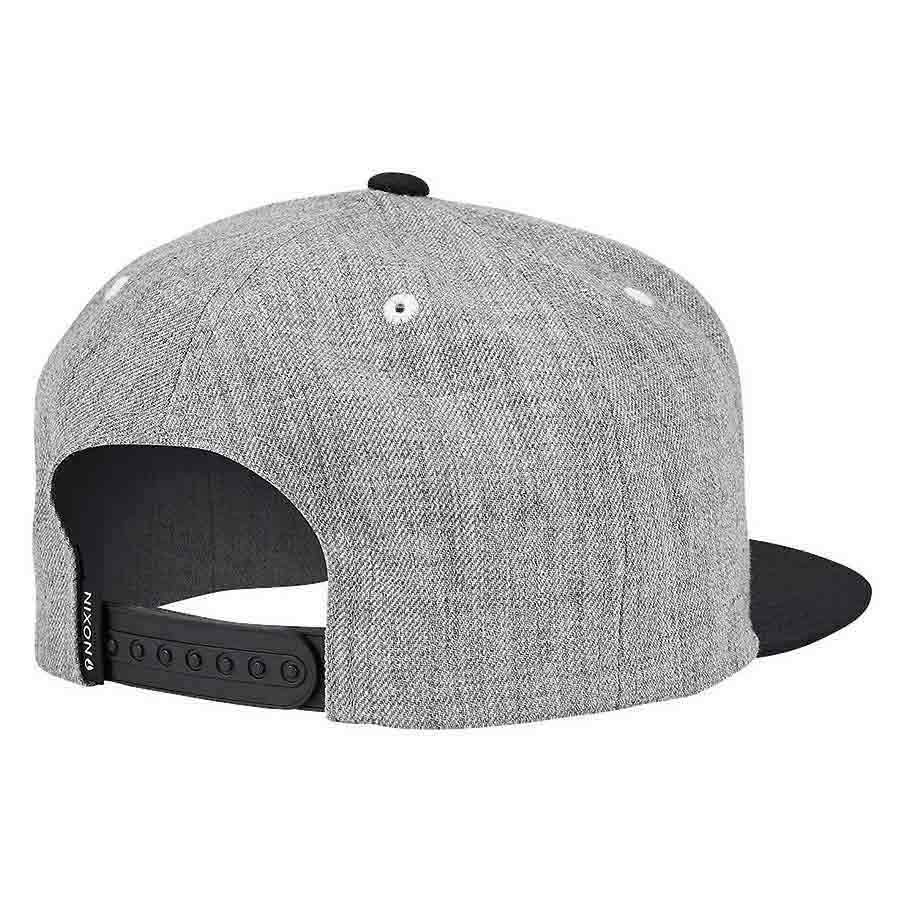 caps-and-hats-nixon-simon-snap-back, 20.95 GBP @ dressinn-uk