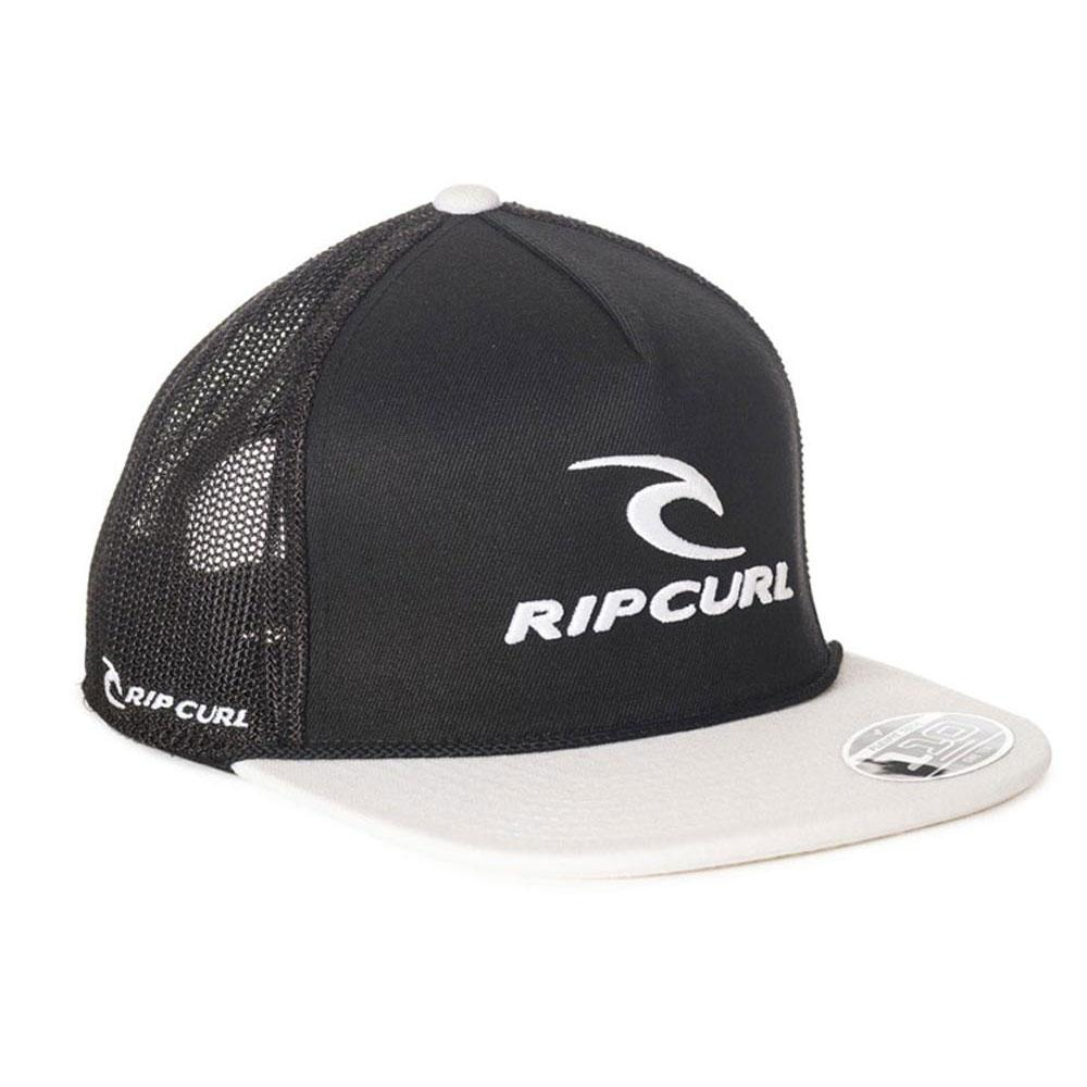 White Mens Caps Rip Curl RC Classic Trucker Cap