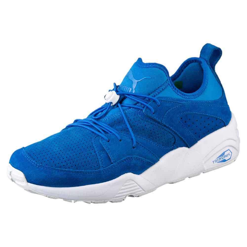 Puma Blaze Of Glory Soft Blå kjøp og tilbud, Dressinn Sneakers