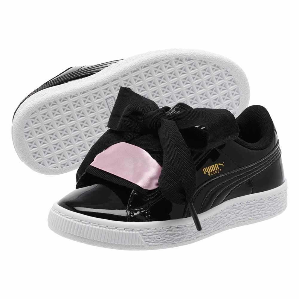 PUMA Basket Classic Patent PS Sneaker