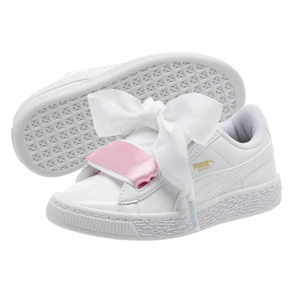 scarpe puma basket heart