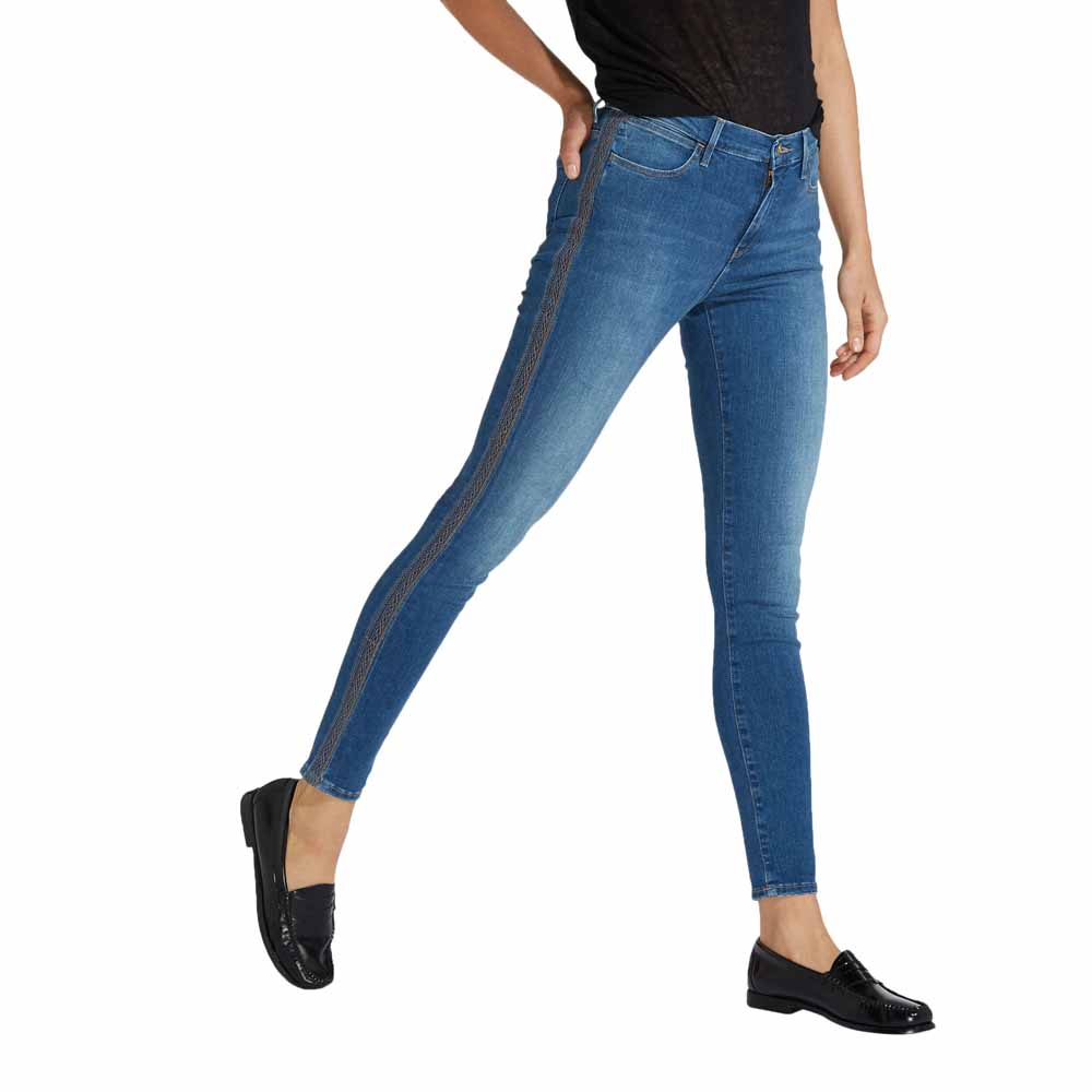 lower price with cheap prices new list Wrangler High Rise Skinny Pants L32