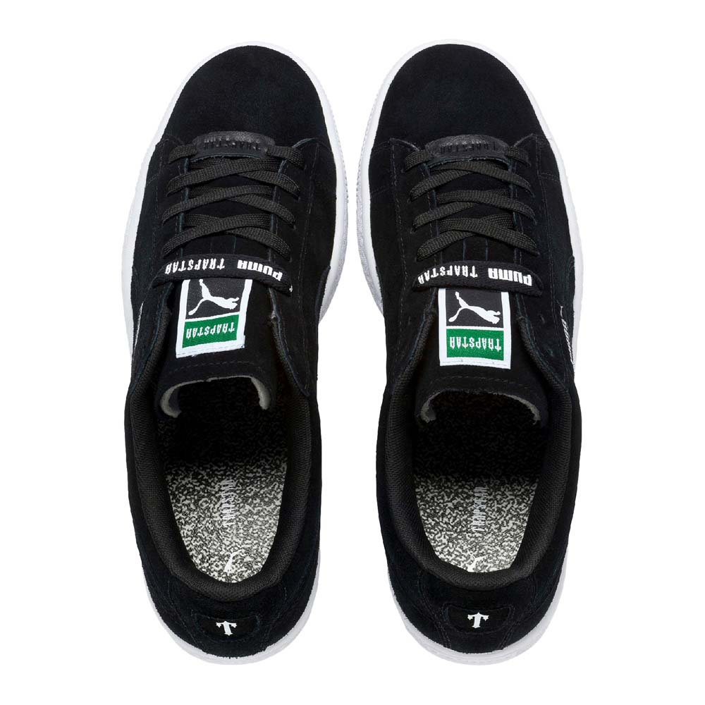 573bbc5ce86d Puma select Suede X Trapstar Black buy and offers on Dressinn