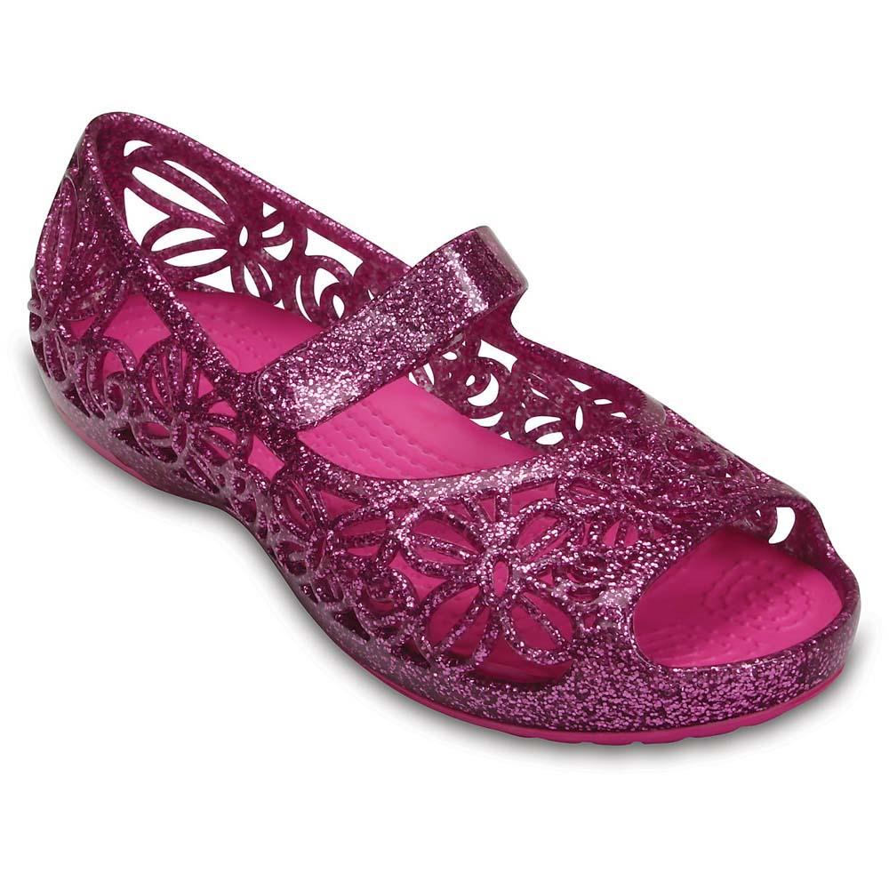 5a935a160610 Crocs Isabella Glitter Flat PS buy and offers on Dressinn