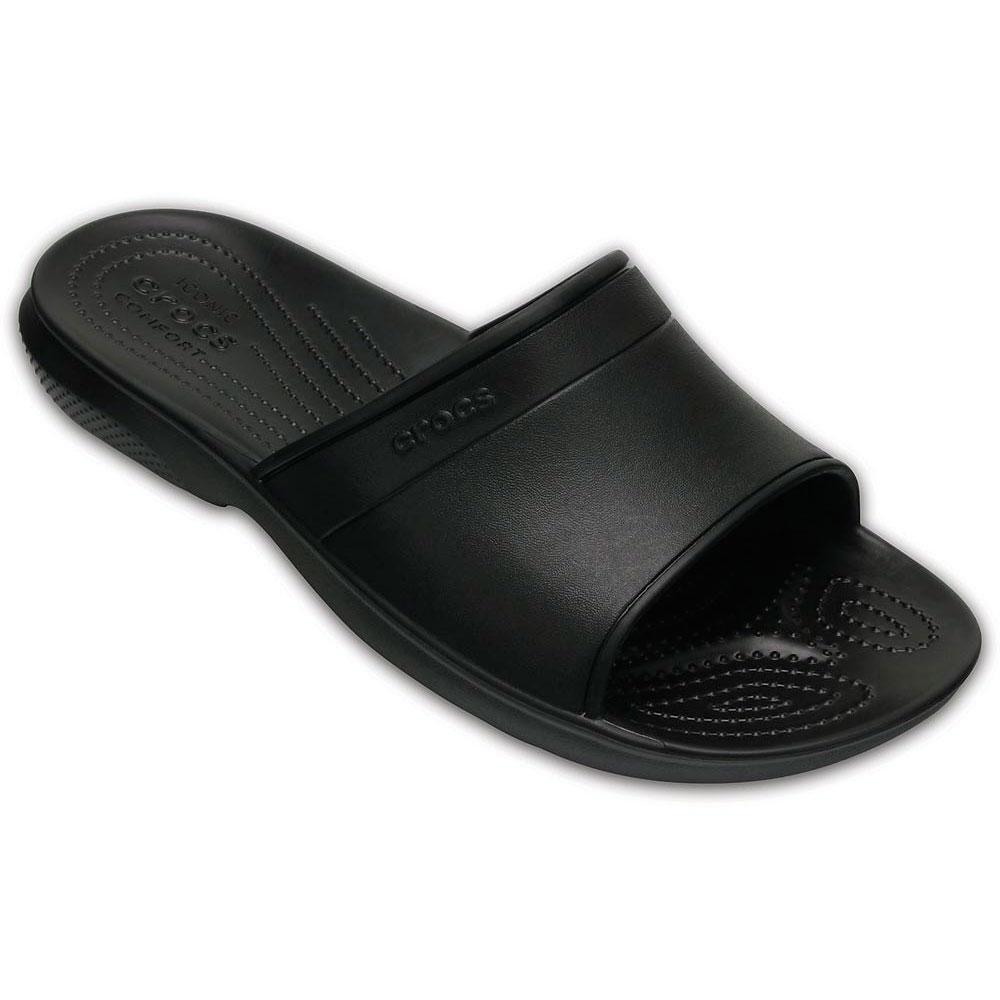 a2cd6bdbfaa Crocs Classic Slide Preto comprar e ofertas na Dressinn