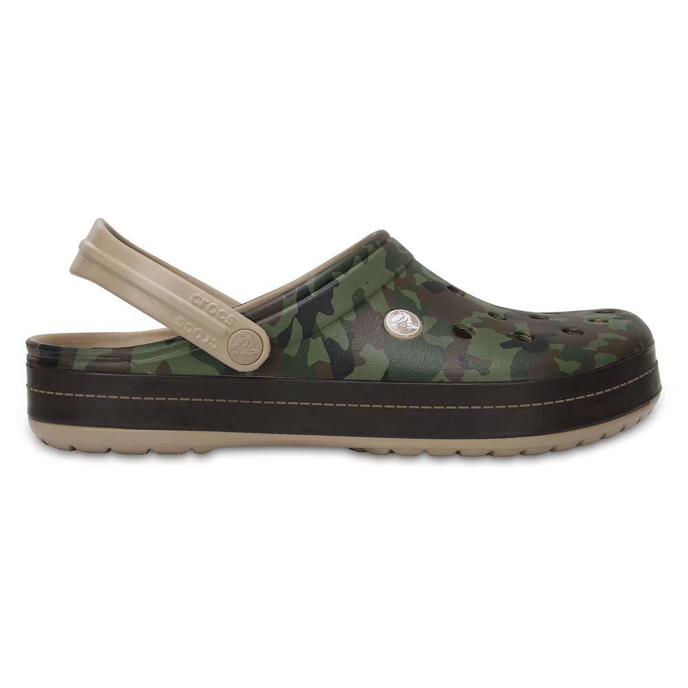a723257b623b8 Crocs Crocband Camo II Clog buy and offers on Dressinn