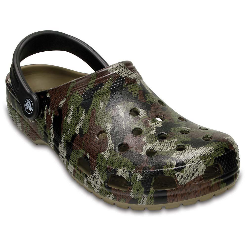 6ca7f885c5261 Crocs Classic Camo Clog buy and offers on Dressinn