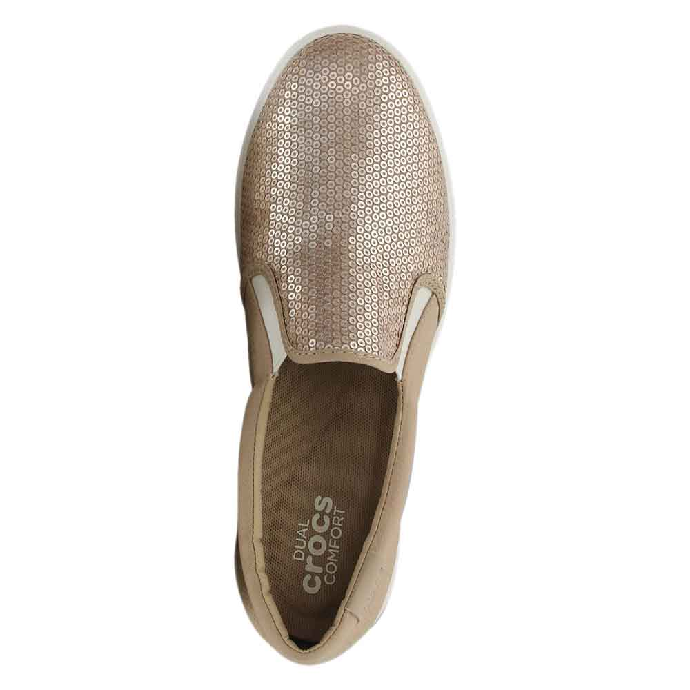 8d8dc16cf98 Crocs CitiLane Sequin Slip-on buy and offers on Dressinn