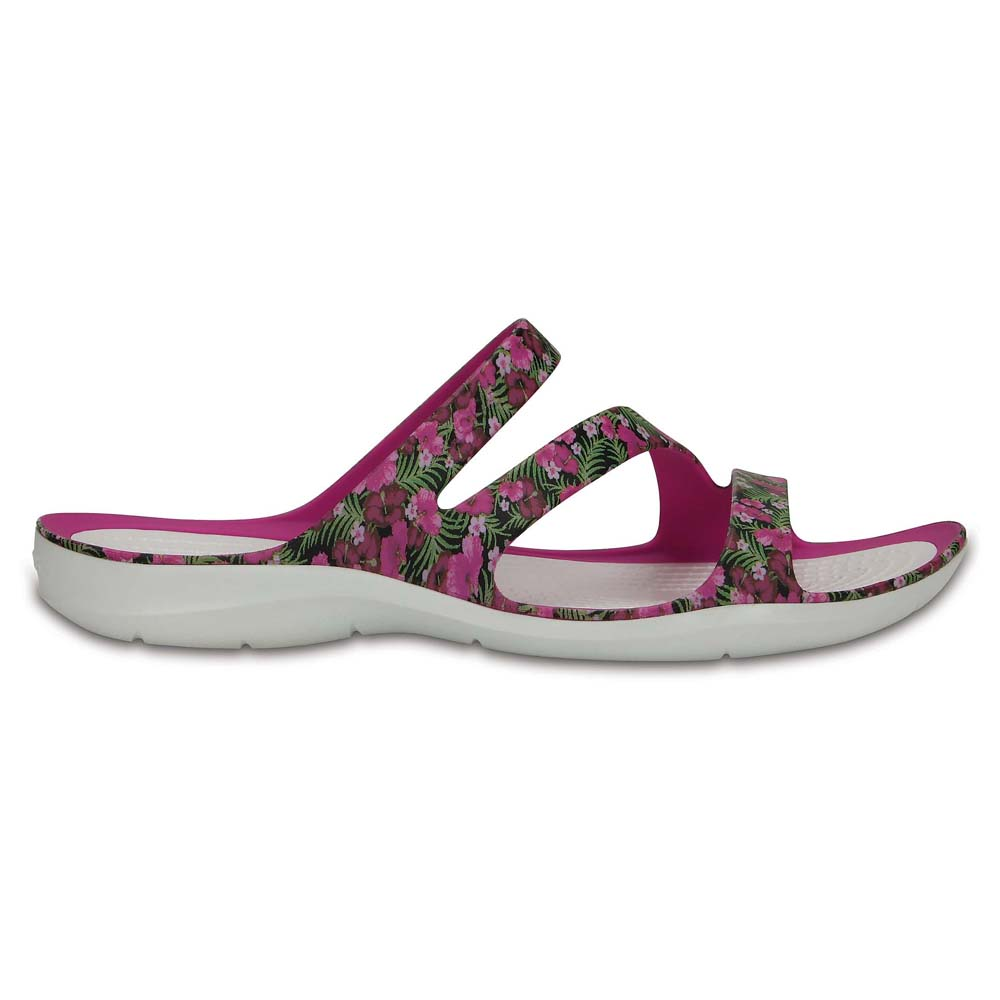 12417e3347f9 Crocs Swiftwater Graphic Sandal buy and offers on Dressinn